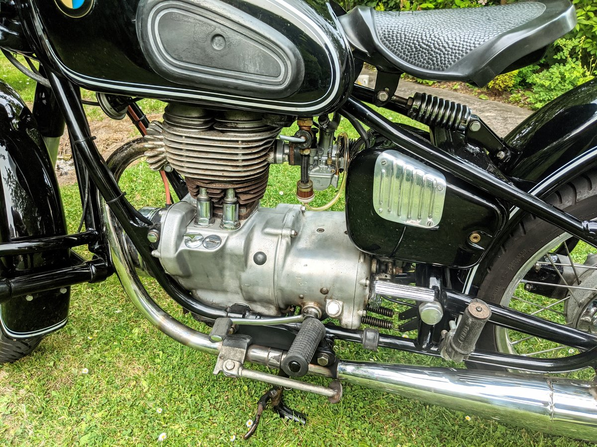 1959 BMW R26 (R25 - R26 - R27 Series) For Sale (picture 5 of 6)