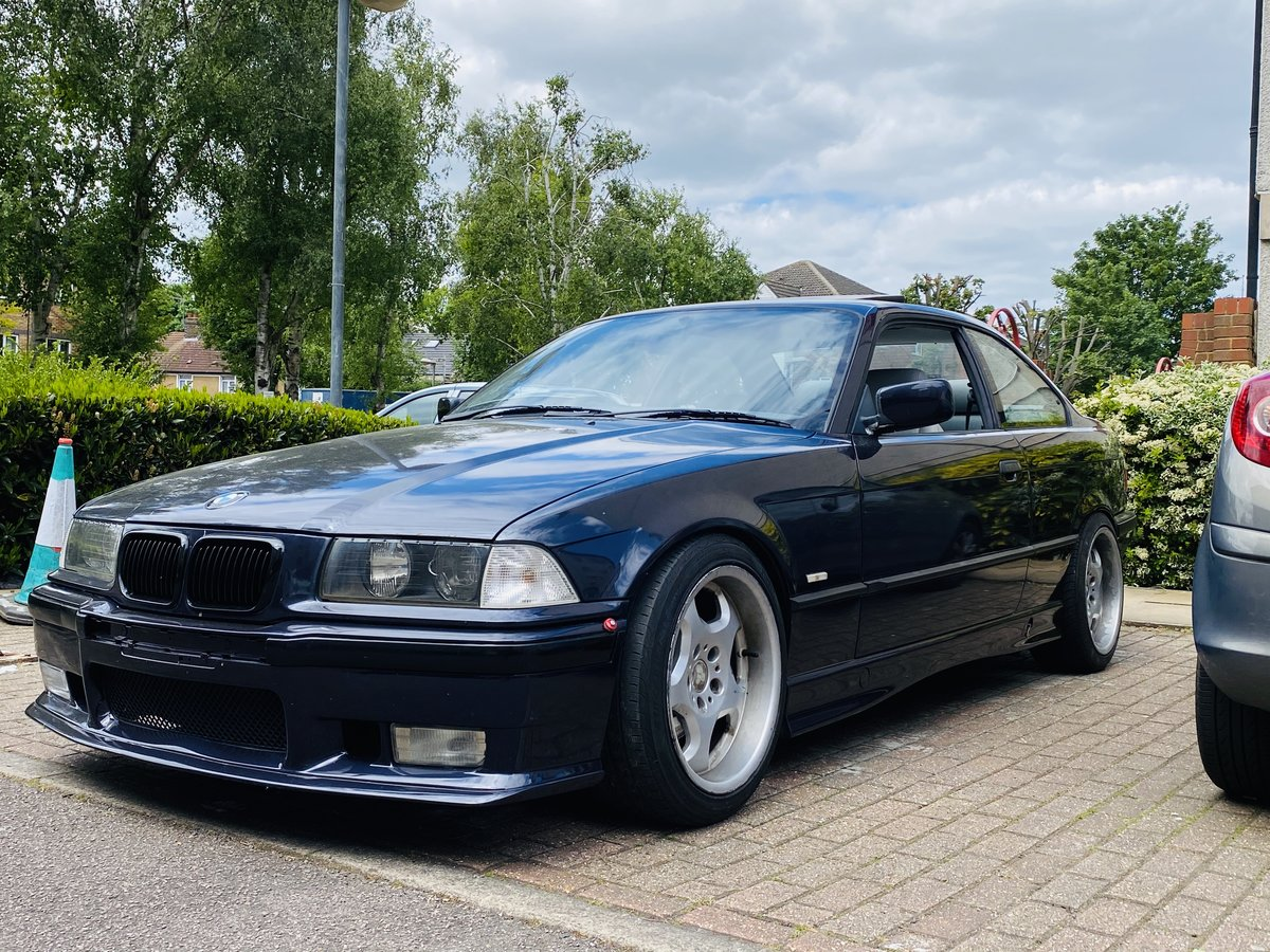 1997 Bmw 2.5 e36 coupe For Sale (picture 1 of 1)