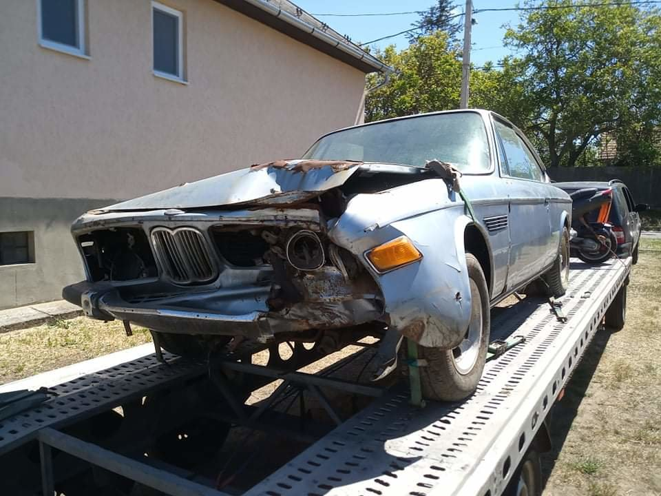 1974 BMW 3.0 CSA E9 - Back in Ireland.  For Sale (picture 6 of 6)