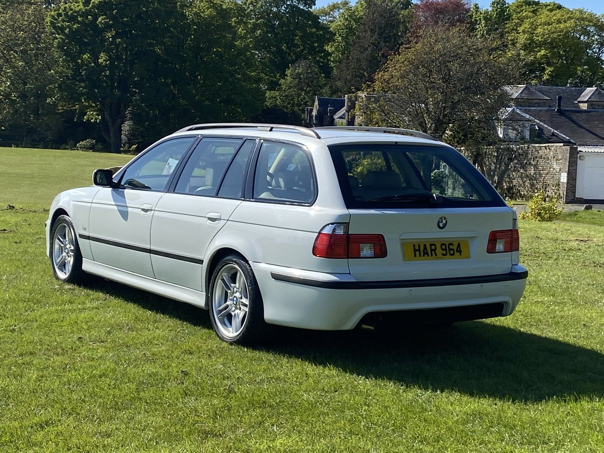 2003 BMW 530i Automatic Individual M Sport Touring  SOLD (picture 1 of 6)
