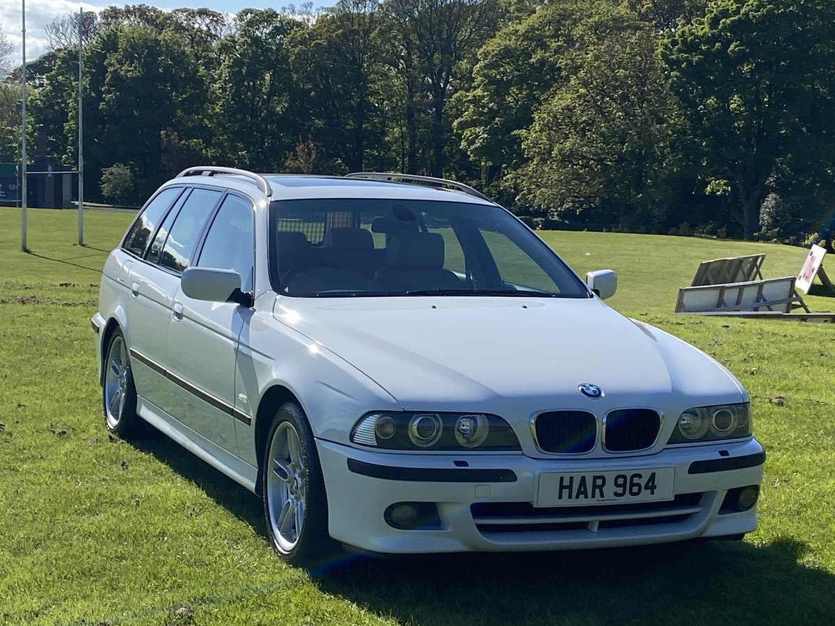 2003 BMW 530i Automatic Individual M Sport Touring  SOLD (picture 6 of 6)