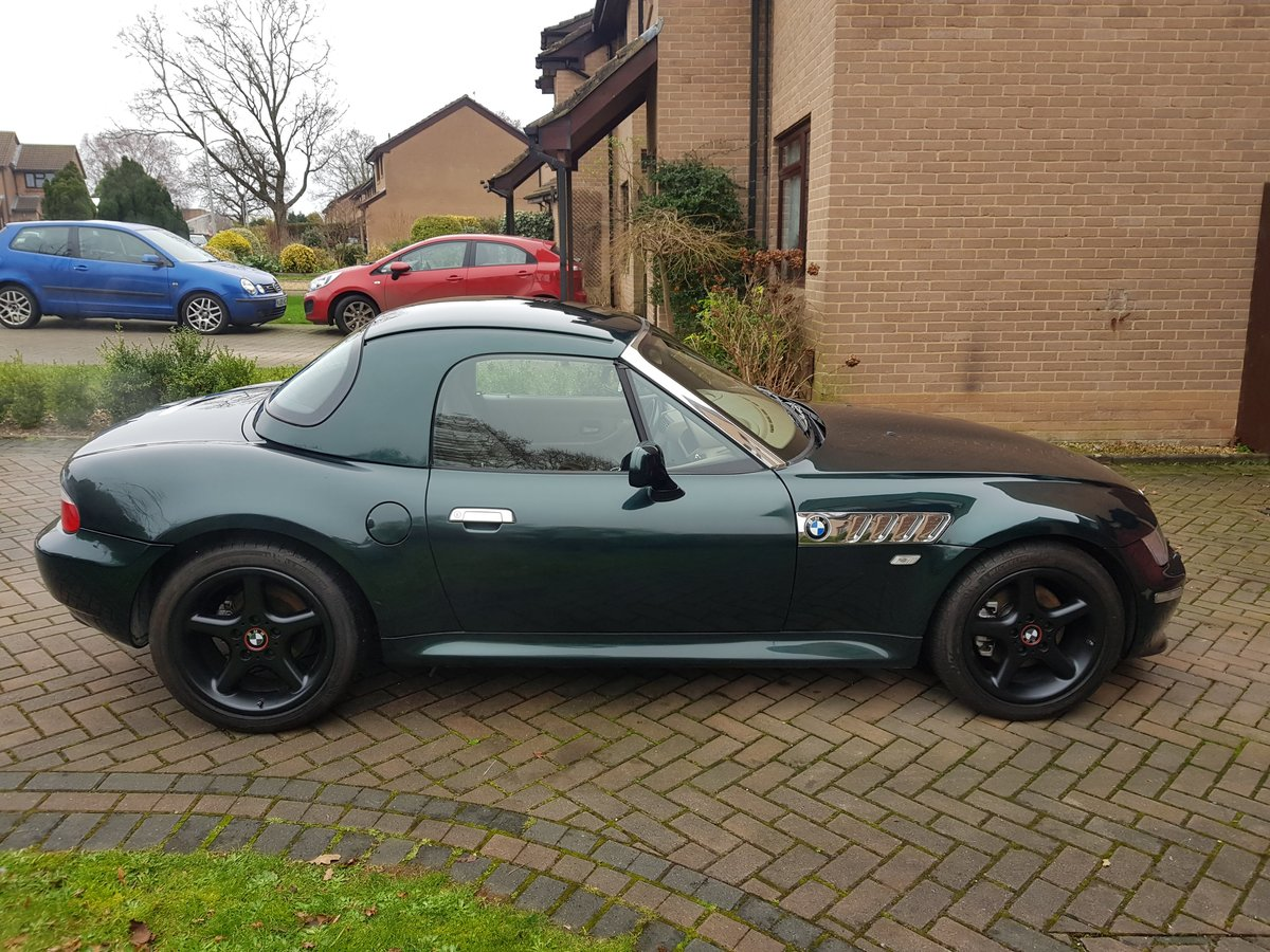 2000 Rare 3 litre low mileage roadster SOLD (picture 2 of 6)
