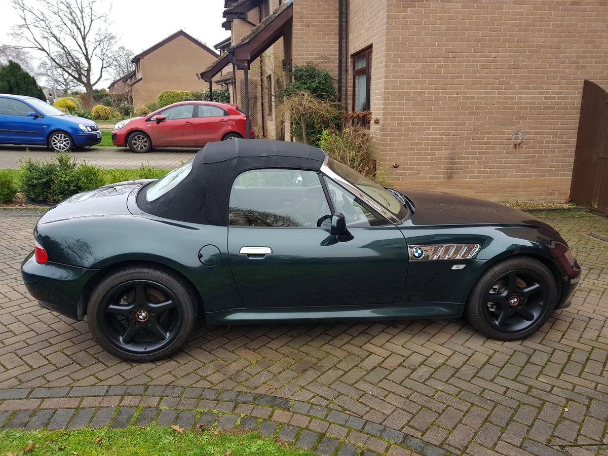 2000 Rare 3 litre low mileage roadster SOLD (picture 4 of 6)