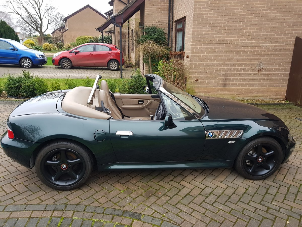 2000 Rare 3 litre low mileage roadster SOLD (picture 6 of 6)