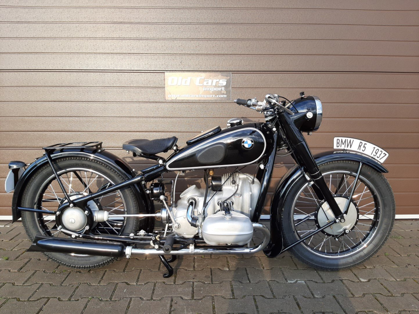 1937 BMW R5 For Sale (picture 1 of 6)