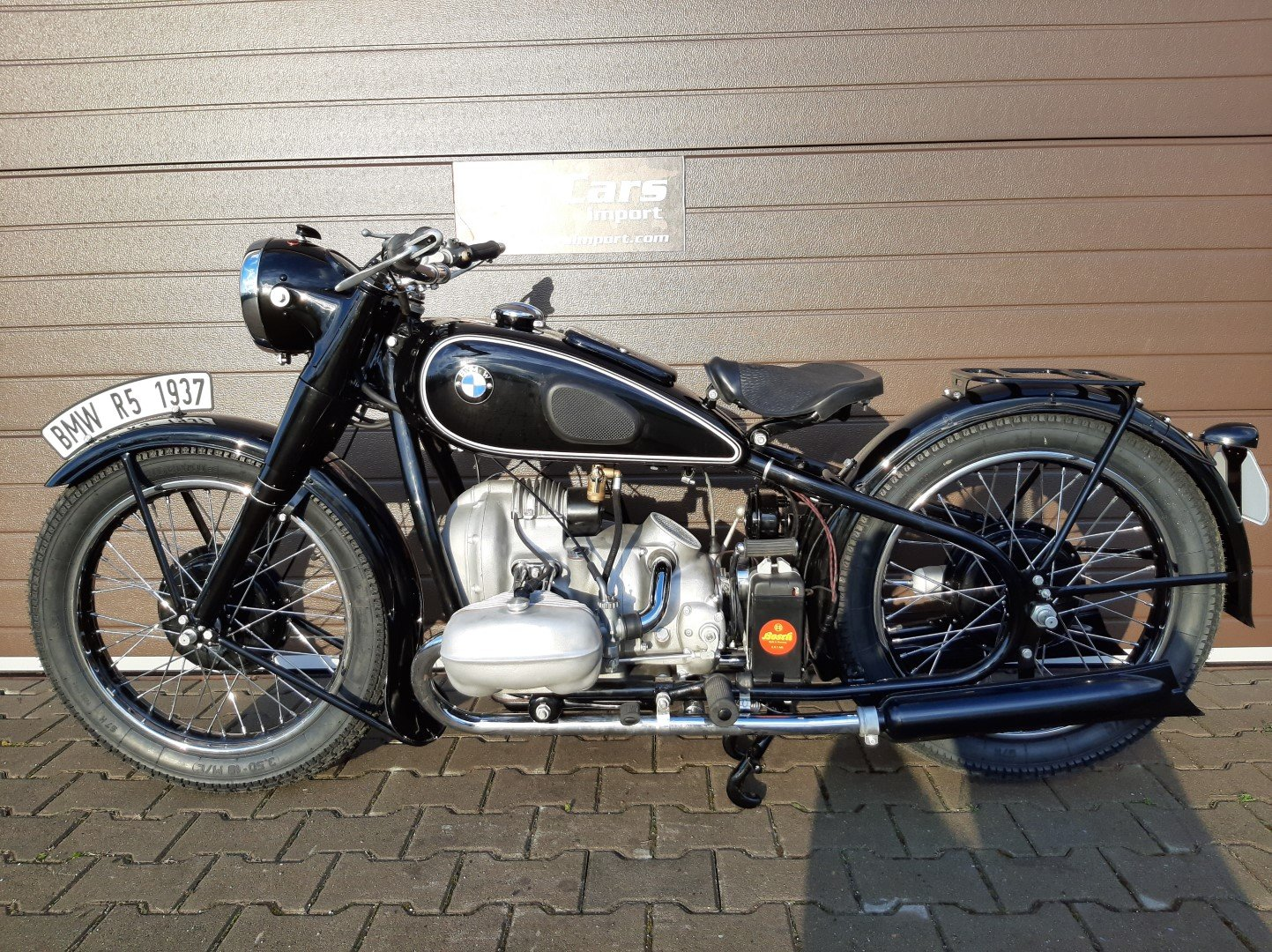 1937 BMW R5 For Sale (picture 2 of 6)