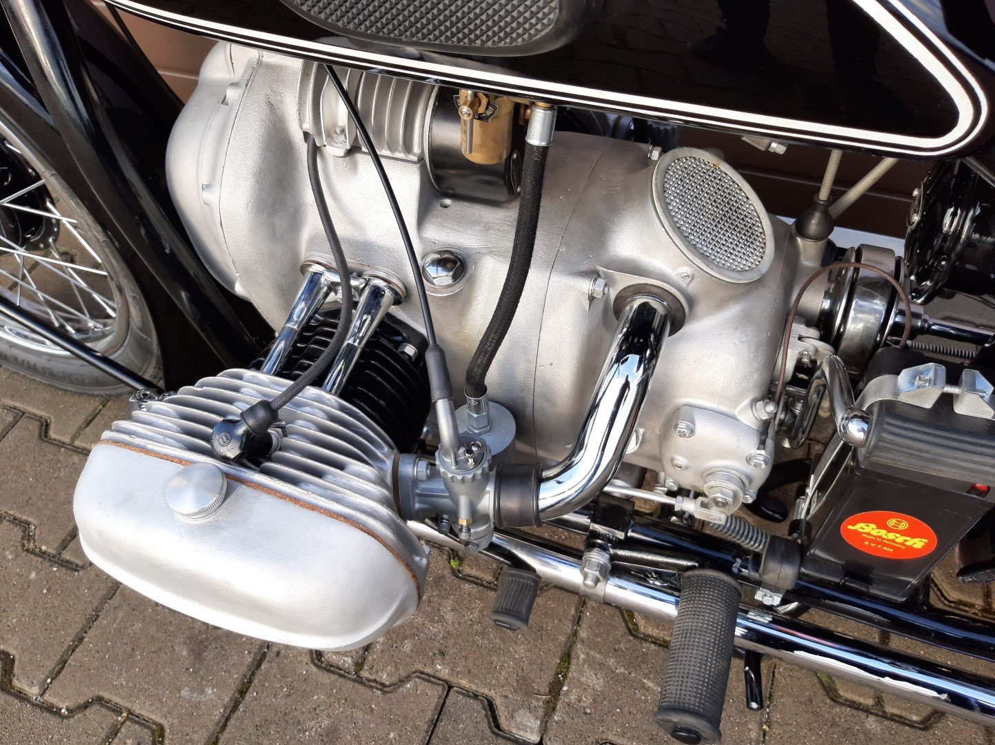 1937 BMW R5 For Sale (picture 5 of 6)