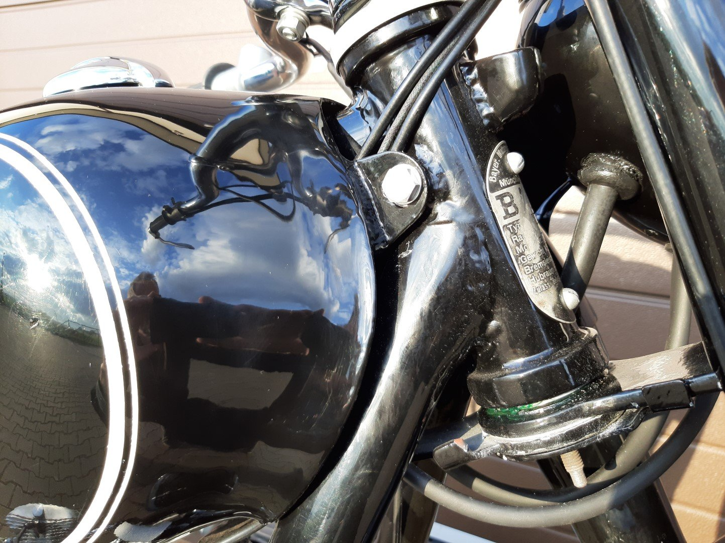 1937 BMW R5 For Sale (picture 6 of 6)