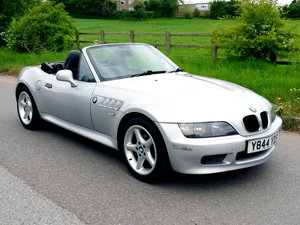 2001 BMW Z3 1.9 ROADSTER | 95000 MILES | LEATHER SEATS SOLD