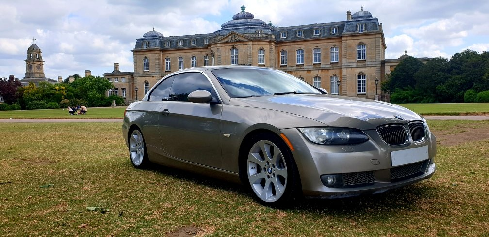 2007 LHD BMW 335i SPORT, 3.0 TWIN TURBO, LEFT HAND DRIVE For Sale (picture 1 of 6)