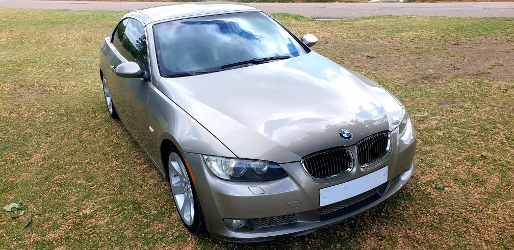 2007 LHD BMW 335i SPORT, 3.0 TWIN TURBO, LEFT HAND DRIVE For Sale (picture 2 of 6)