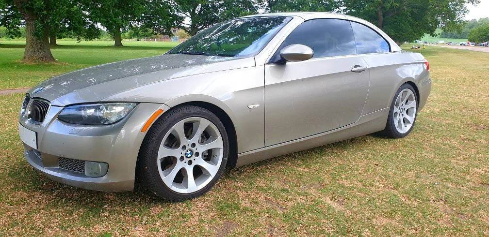 2007 LHD BMW 335i SPORT, 3.0 TWIN TURBO, LEFT HAND DRIVE For Sale (picture 3 of 6)