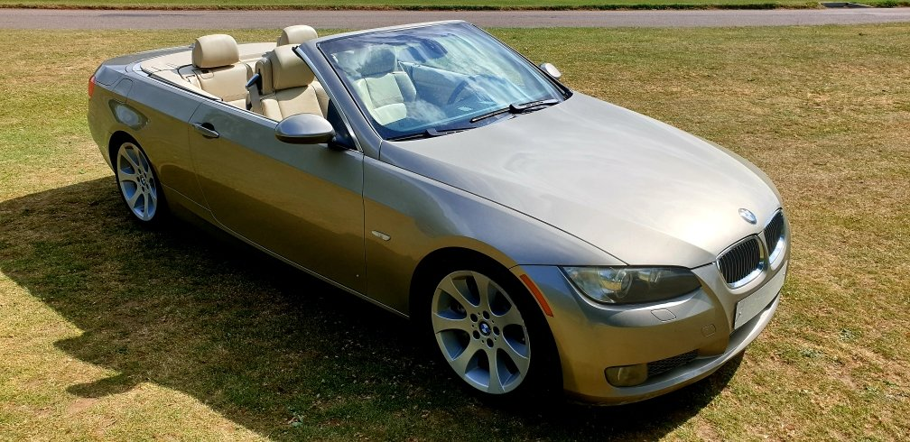 2007 LHD BMW 335i SPORT, 3.0 TWIN TURBO, LEFT HAND DRIVE For Sale (picture 4 of 6)