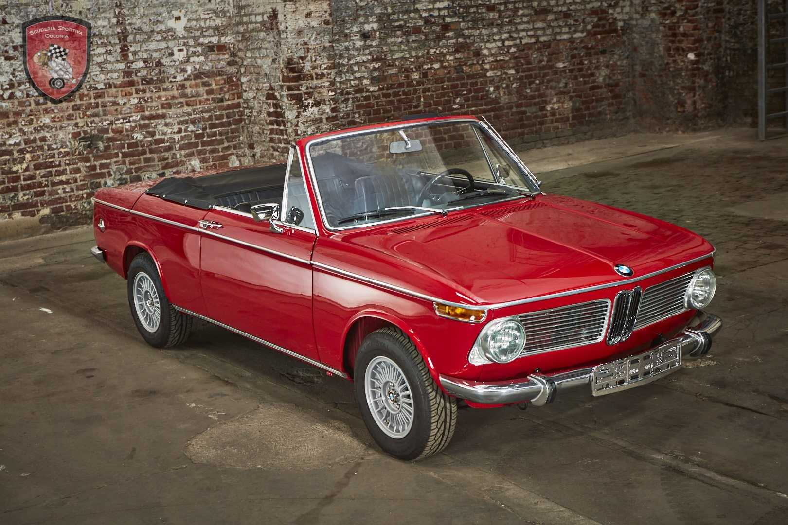 1970 Nice BMW 1600 cabriolet  For Sale (picture 1 of 6)