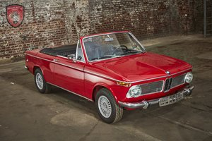 1970 Nice BMW 1600 cabriolet  For Sale