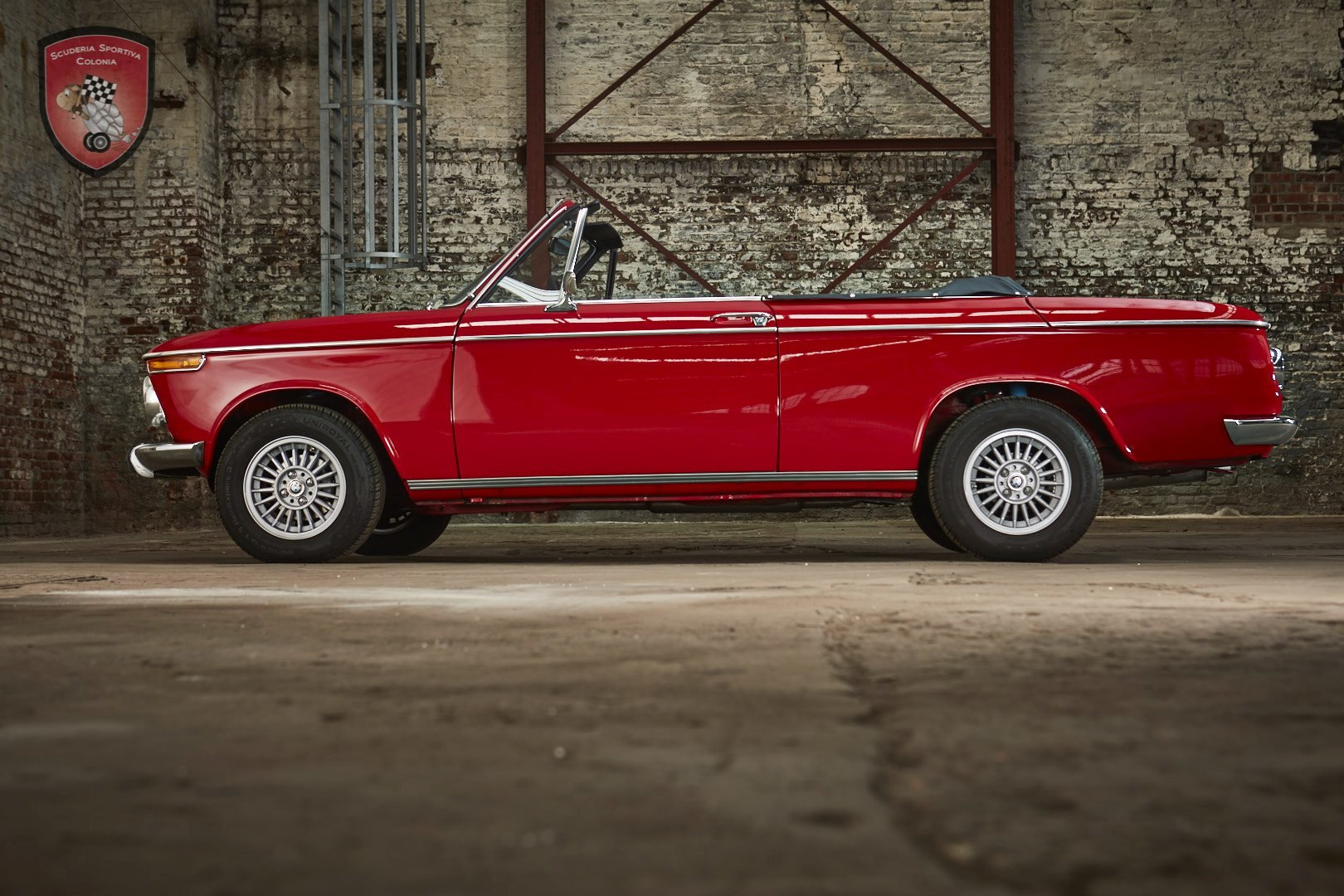 1970 Nice BMW 1600 cabriolet  For Sale (picture 2 of 6)