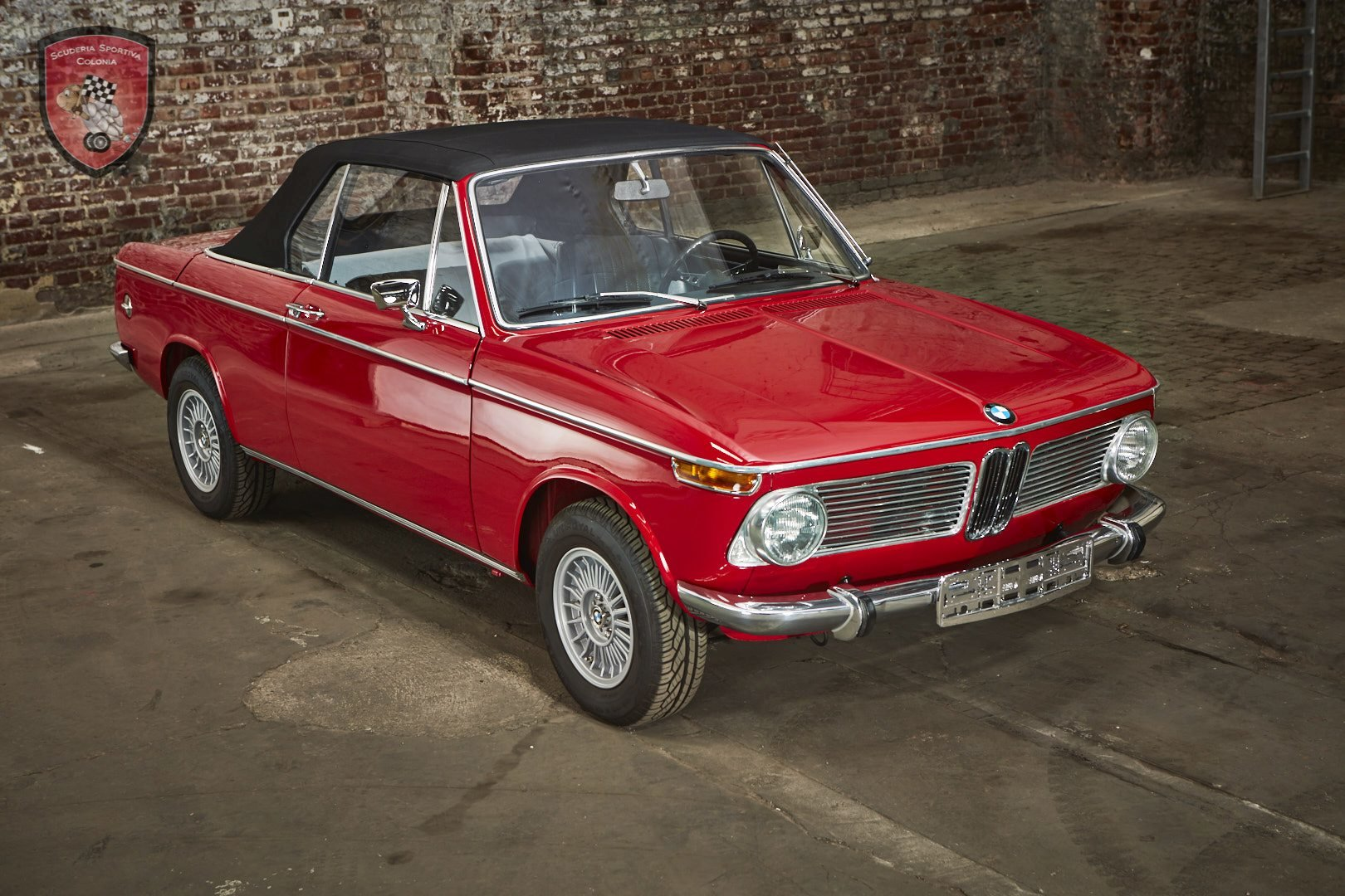 1970 Nice BMW 1600 cabriolet  For Sale (picture 3 of 6)
