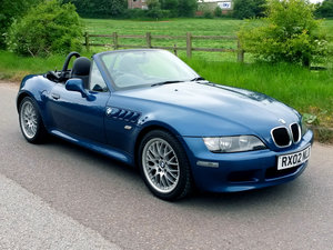 2002 BMW Z3 1.9 SPORT | ONLY 50000 MILES | HEATED LEATHER