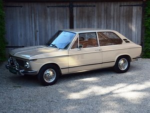 BMW 2002 tii touring in fantastic original condition.