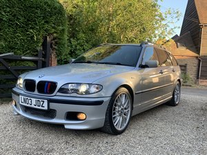 Bmw 330i sport touring 2003 fantastic condition