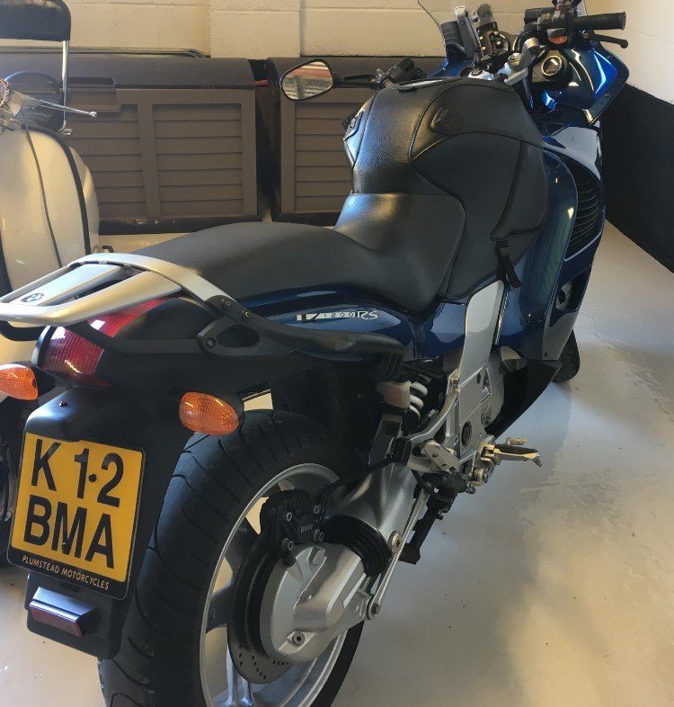 2000 BMWK1200 RS Immaculate  For Sale (picture 1 of 1)