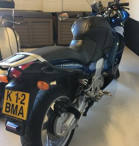 BMWK1200 RS Immaculate