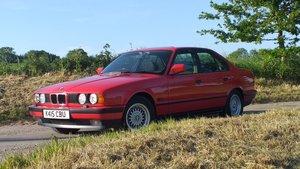 BMW e34 535i - 59k miles FSH Pristine collectors