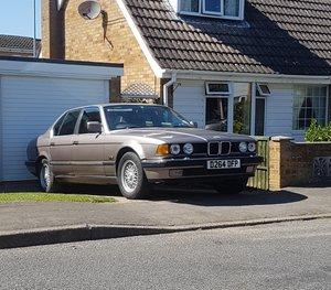 1987 BMW 7 series E32 *Revised ad*
