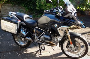 BMW R1200GS TE. One Owner, Extras, Warranty, VGC