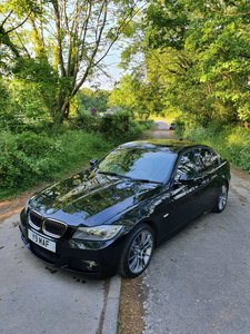 BMW 320D Sport Plus Edition