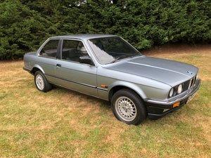 1985 BMW E30 323i at ACA 20th June