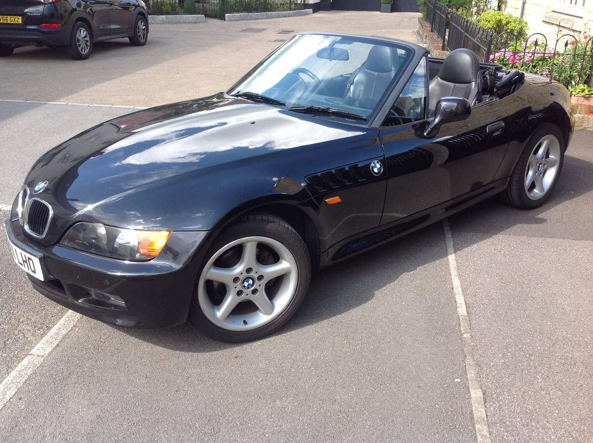 1997 BMW Z3 Roadster Originally Registered In Jersey. SOLD (picture 1 of 6)