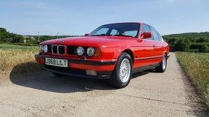 BMW 535i E34 1992 Full Service History