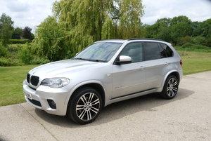 2013 (62) BMW X5 30d XDRIVE M Sport 7 Seat Auto