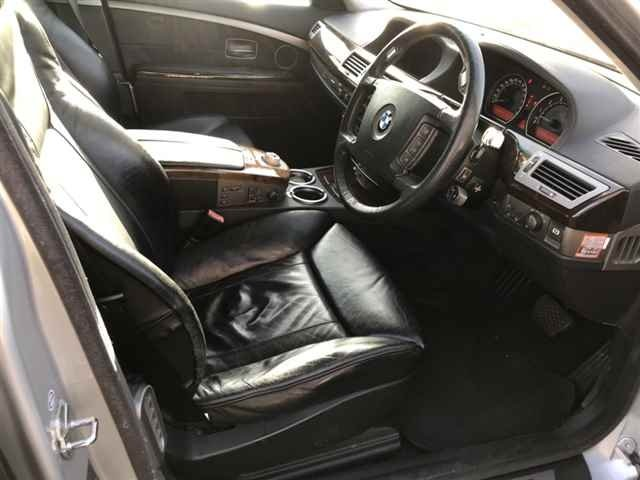 2003 BMW 7 SERIES 760 LI HAMANN V12 LWB 6.0 AUTOMATIC * LEATHER S For Sale (picture 5 of 6)