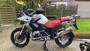 BMW R1200GS 30th Anniversary