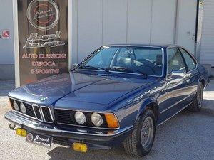 BMW 635 CSI E24 CLIMA -CRS