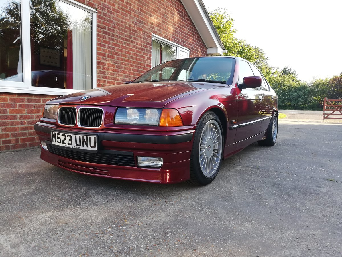 1995 Alpina B3 Switch-Tronic - Great Condition SOLD (picture 1 of 6)