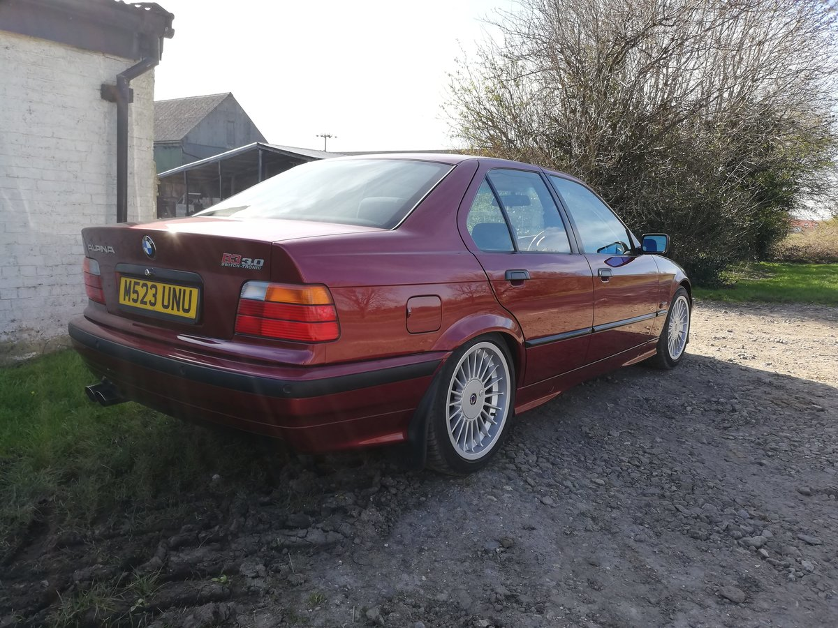 1995 Alpina B3 Switch-Tronic - Great Condition SOLD (picture 6 of 6)