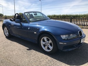 2001 BMW Z3 1.9 with only 33,000 Miles