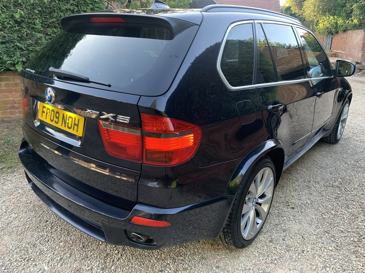 2009 X5 bmw msport xdrive diesel 35d For Sale (picture 2 of 6)
