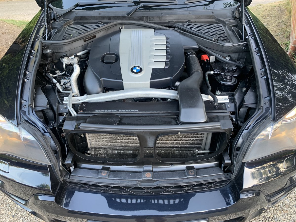 2009 X5 bmw msport xdrive diesel 35d For Sale (picture 4 of 6)