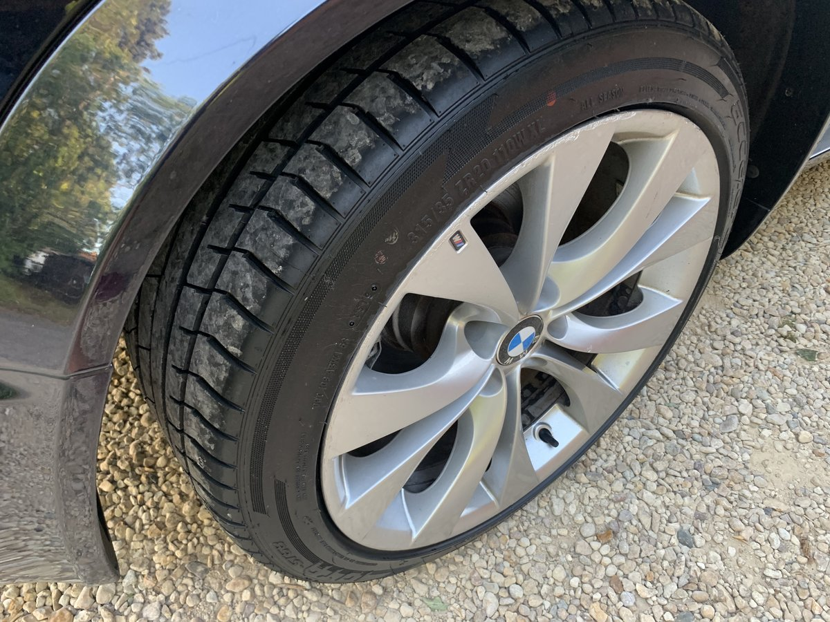 2009 X5 bmw msport xdrive diesel 35d For Sale (picture 6 of 6)