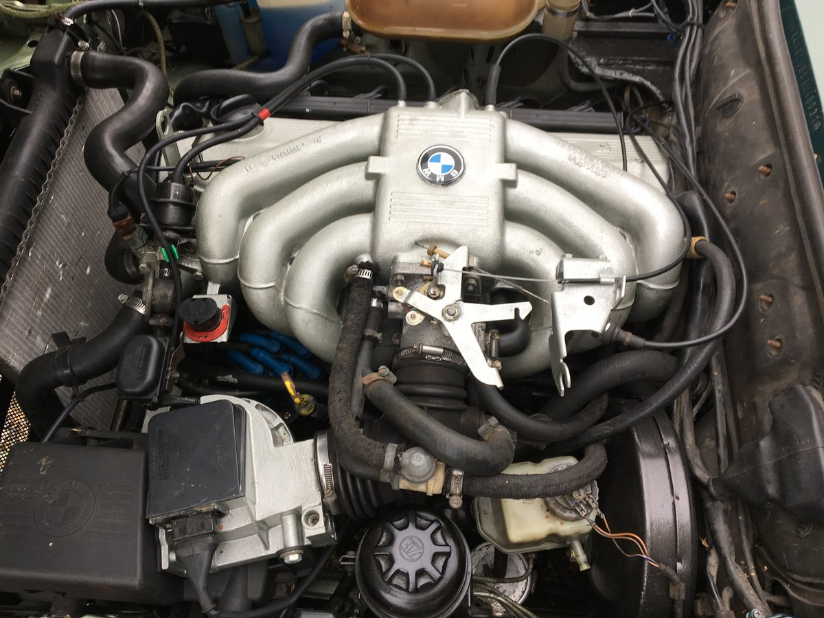 1984 BMW E30 Baur 323i full service history SOLD (picture 2 of 6)