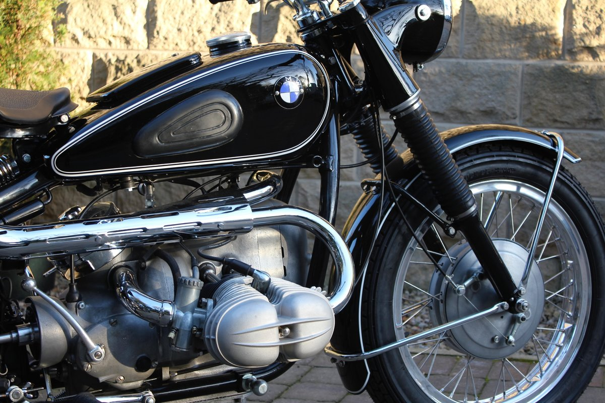 1954 BMW R68 SOLD (picture 2 of 6)
