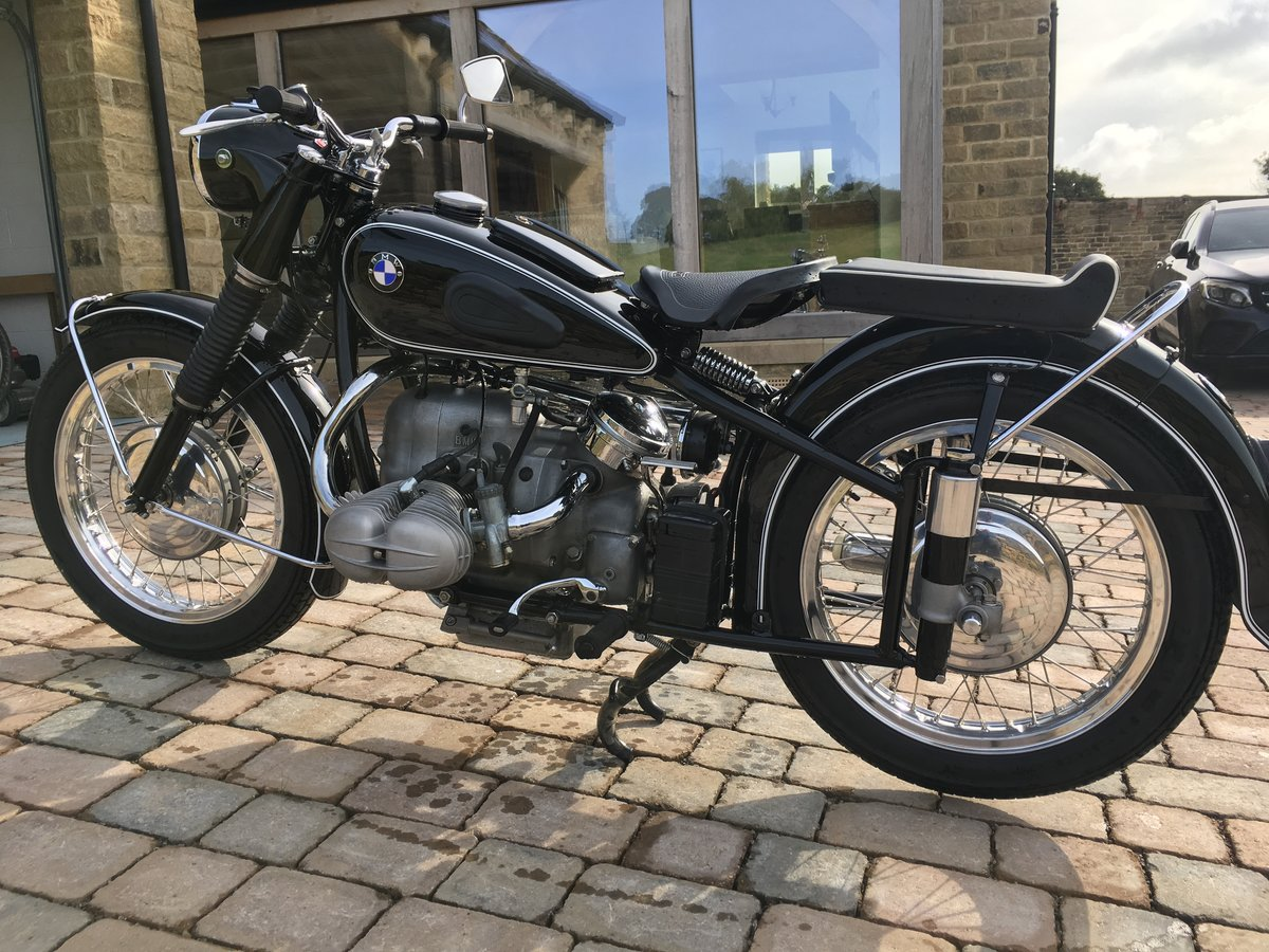 1954 BMW R68 SOLD (picture 3 of 6)