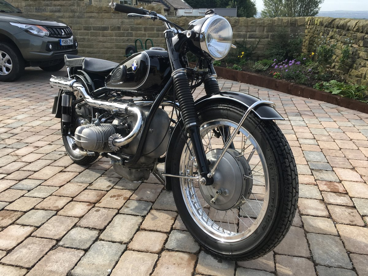 1954 BMW R68 SOLD (picture 4 of 6)