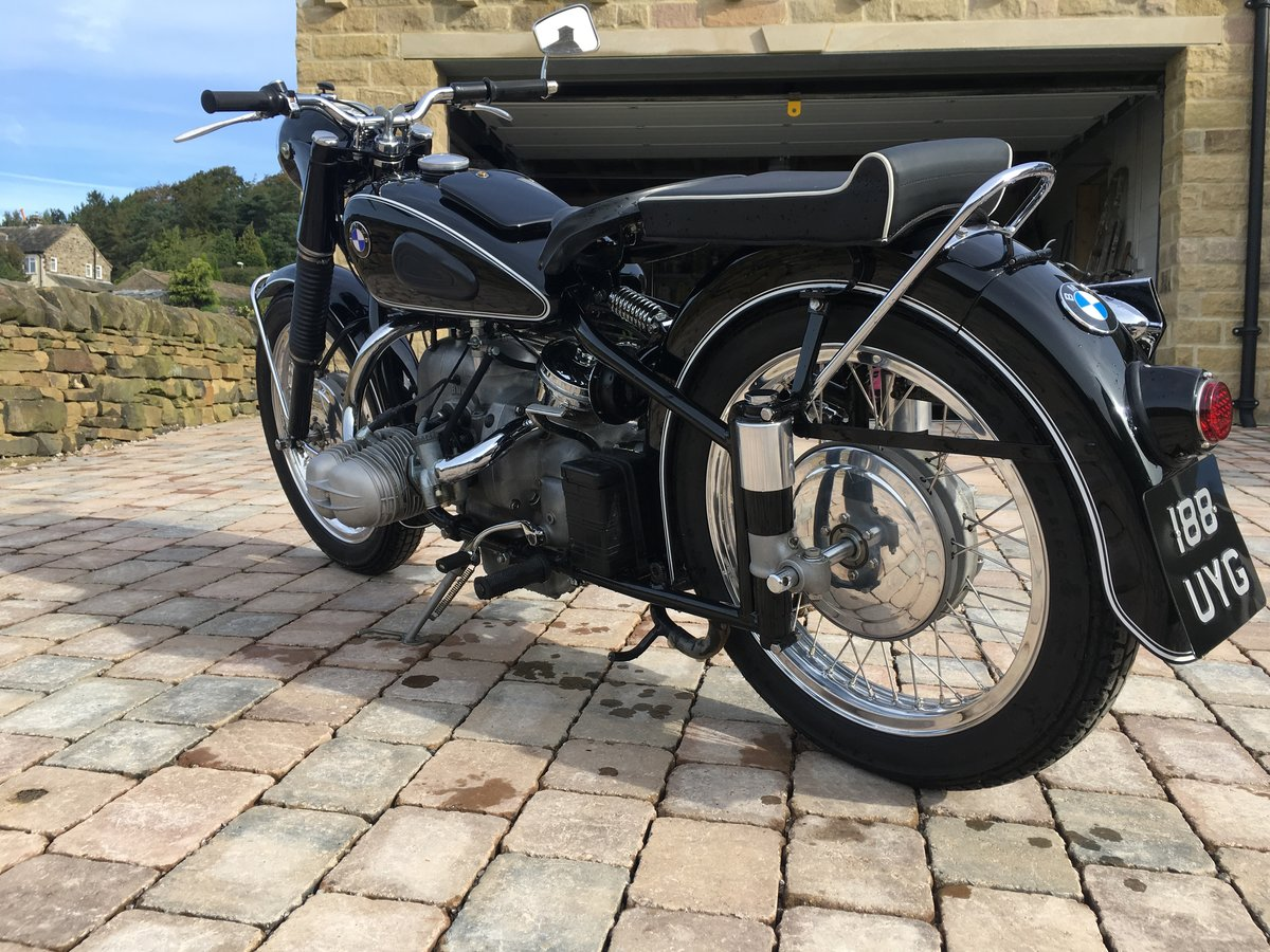 1954 BMW R68 SOLD (picture 5 of 6)