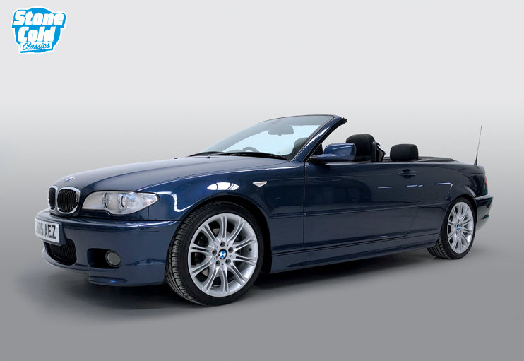 2005 BMW 325Ci SPort auto convertible *DEPOSIT TAKEN* SOLD (picture 1 of 10)