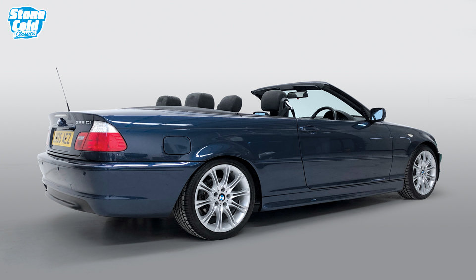 2005 BMW 325Ci SPort auto convertible *DEPOSIT TAKEN* SOLD (picture 2 of 10)